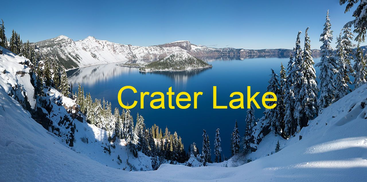 Crater Lake Tour