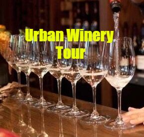 Urban Portland Winery Tour