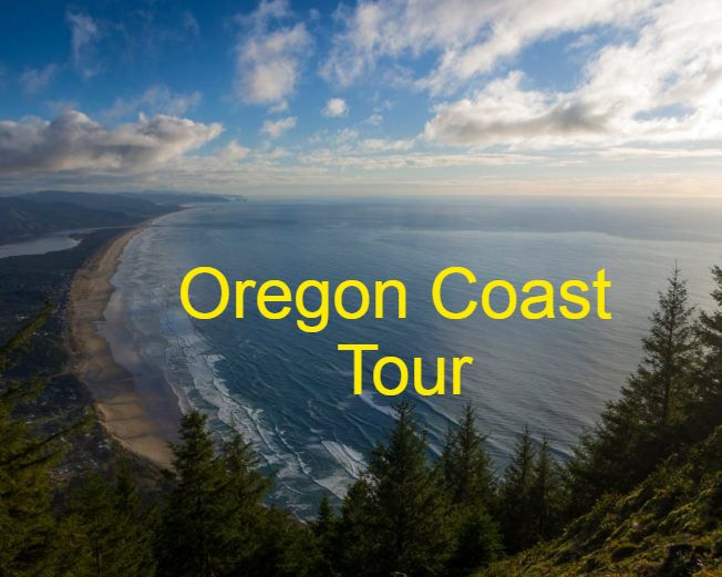 Oregon Coast Tour