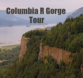 Columbia R. Gorge Tour